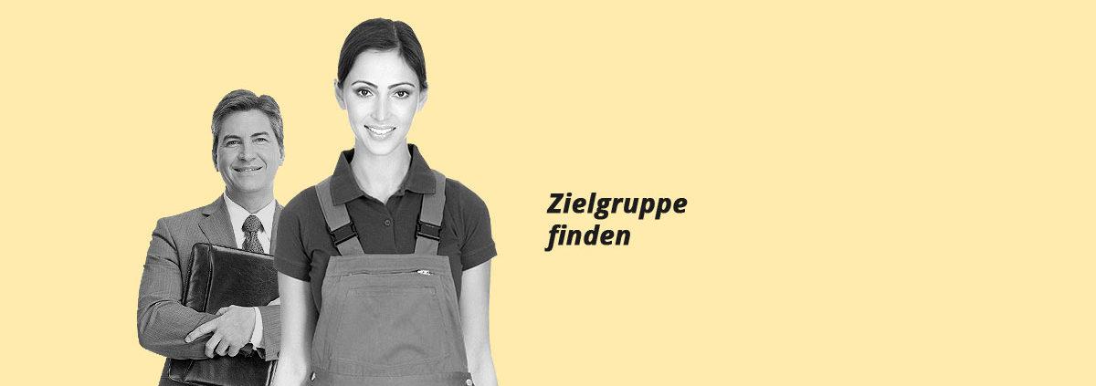 """Titelbild zum Beitrag """"Zielgruppe finden"""""""